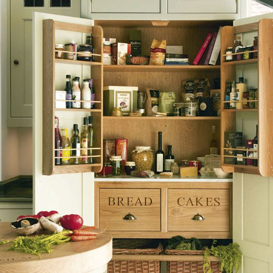 This is not your pantry. THIS WILL NEVER BE YOUR PANTRY. And don't even act like you would bake a cake and then shove it in that drawer. You would not.